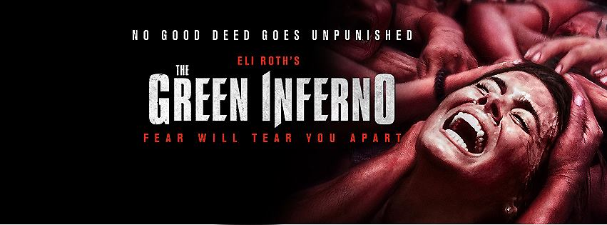 The green inferno release date in Perth