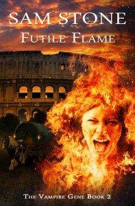 futile flame cover