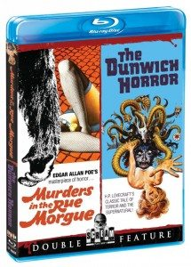 Get Your Poe and Lovecraft Movie Fix with the 'Murders in the Rue Morgue' & 'The Dunwich Horror' Double Feature!