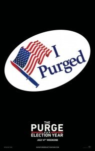 The Yearly Purge is Back With 'The Purge: Election Year'