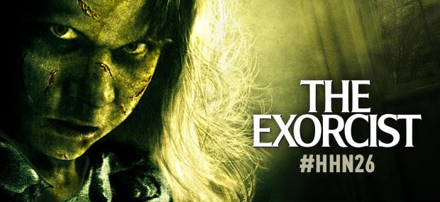 Halloween Horror Nights Orlando and Hollywood Getting an 'Exorcist' Maze!