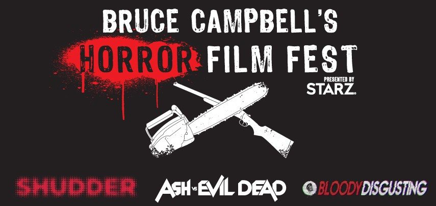 Line-up Announced for Bruce Campbell's Horror Film Fest in Chicago