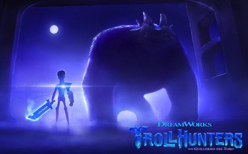 'Trollhunters' Adds Kelsey Grammer and Ron Perlman: