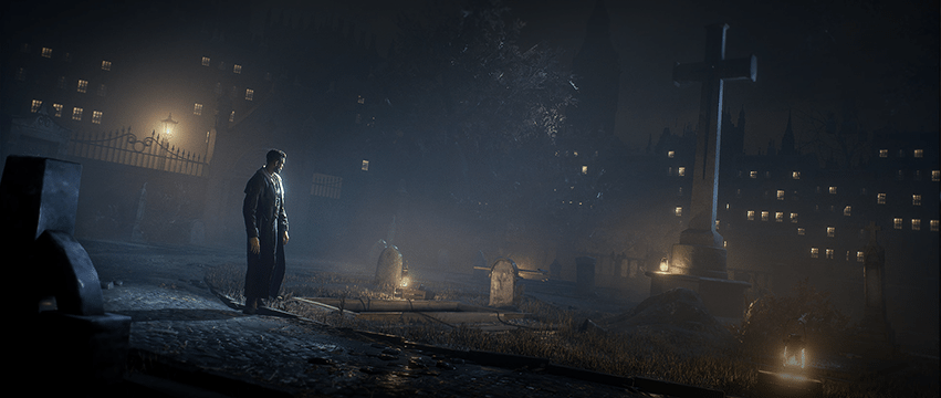 E3's 'Vampyr' Trailer Looks Fun!