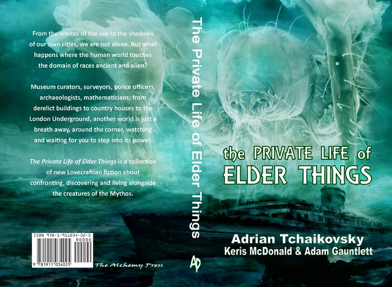 Alchemy Press to Release Lovecraftian Fiction Collection, 'The Private Life of Elder Things'