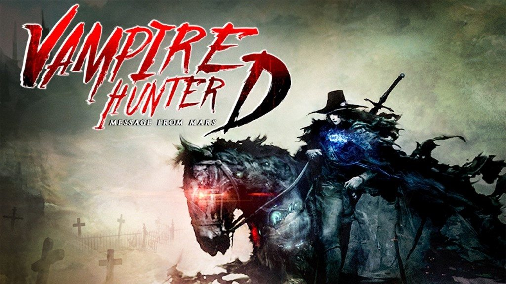 Are You Ready for 'Vampire Hunter D: Message From Mars'?