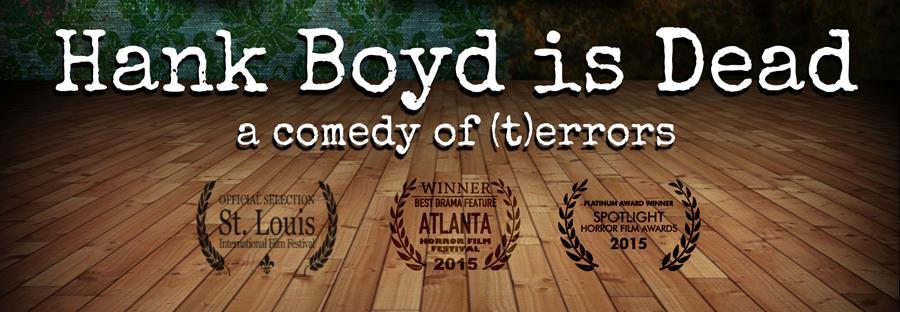 Amazon.com Releases Award-Winning Horror Comedy 'Hank Boyd is Dead'