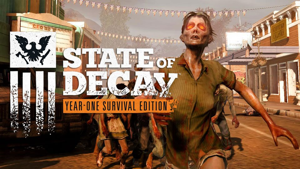 State of Decay: Year One Survival Edition' Hits PC! | Horror