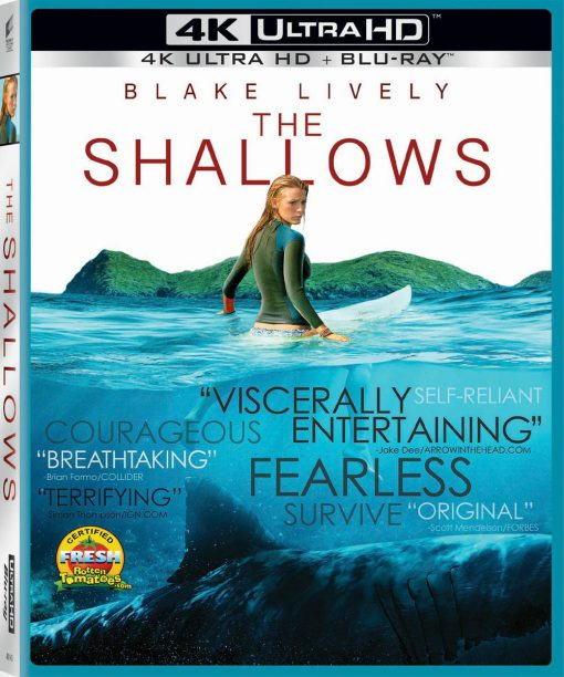 'The Shallows' Is Getting Ready To Swim Home
