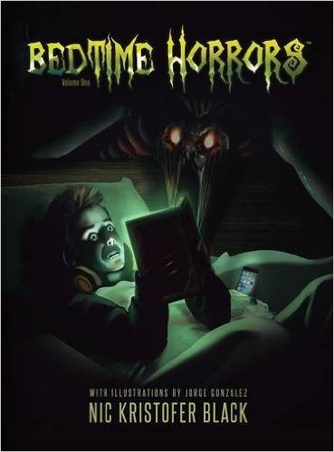 Bedtime Horrors by Nic Kristofer Black – Book Review