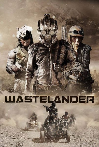 Indican Pictures Unleashes the Hounds with 'Wastelander' this February 20th