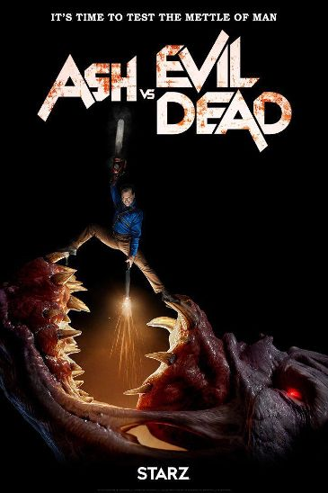 The Latest 'Ash Vs. Evil Dead' Trailer Takes Us Back to the 70s!