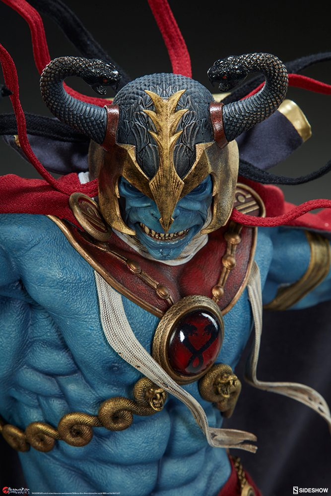 This Sideshow Collectibles Mumm Ra Is Out Of This World