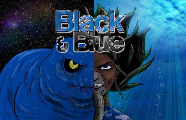 Underwater Alien Invasion: The Graphic Novel That Tells All Sides