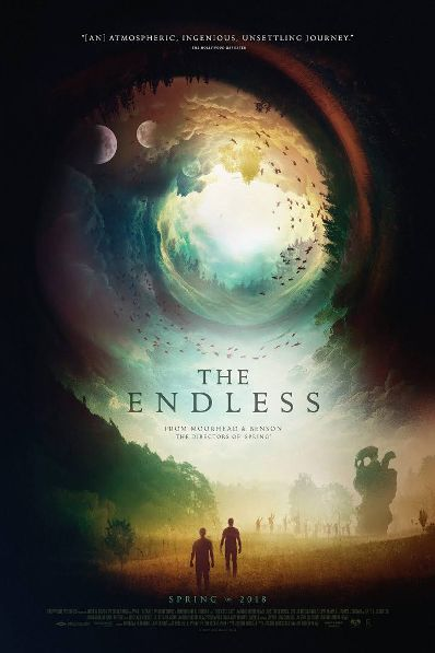 Are You Ready to Watch 'The Endless?'