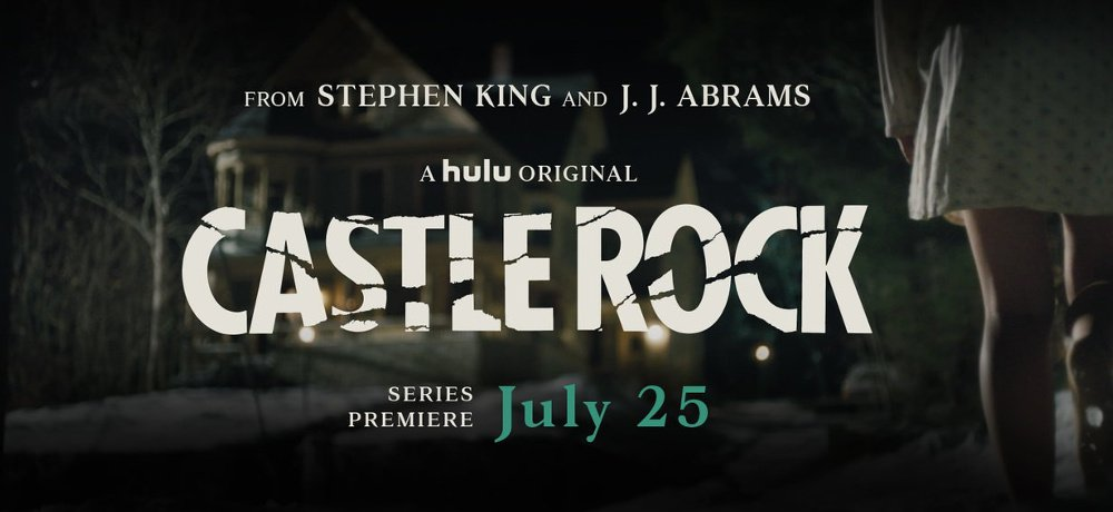 Enter the Eerie Hometown of Many Stephen King Stories in the Teaser Trailer for Hulu's 'Castle Rock' Series, Premiering on July 25th