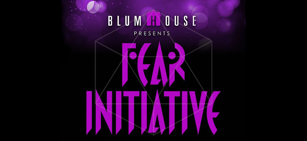 Blumhouse Podcast Network Launches New Horror RPG Podcast 'Fear Initiative'