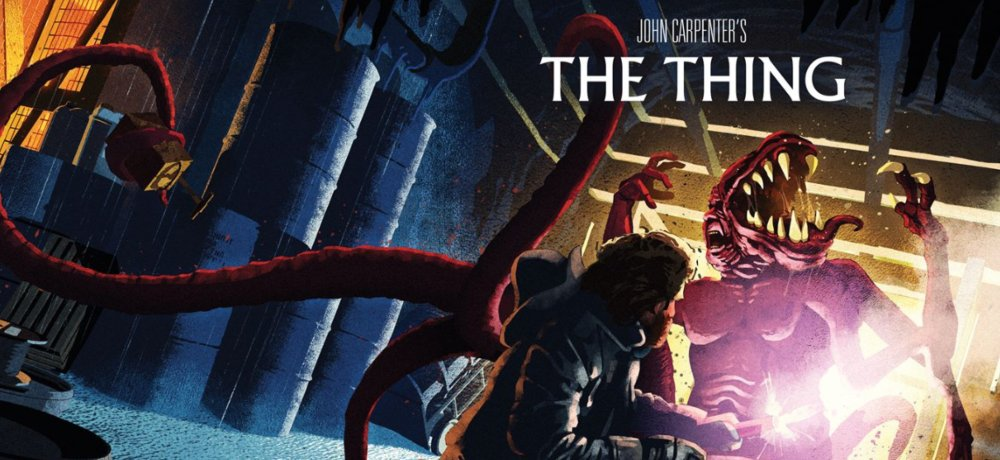 John Carpenter's 'The Thing' Limited Edition Steelbook Blu-ray Set Announced by Scream Factory