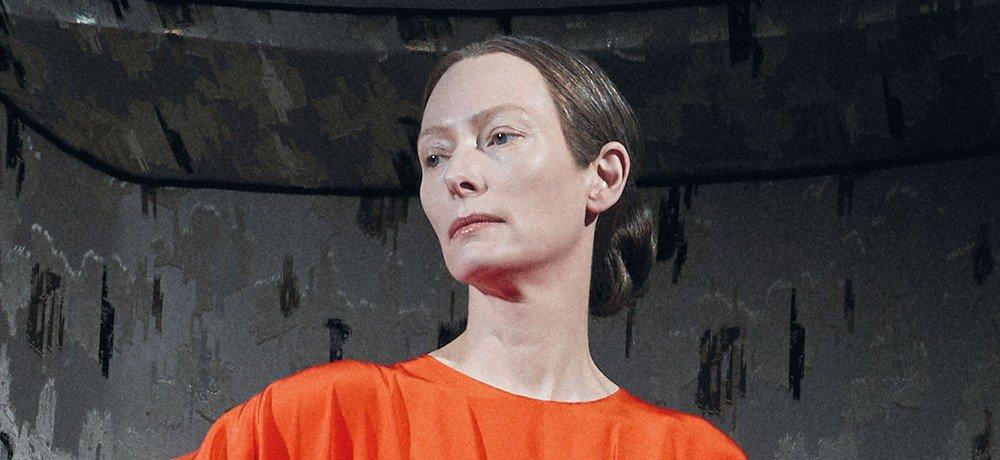 Entertainment Weekly Unveils New Image of Tilda Swinton in Upcoming 'Suspiria' Movie