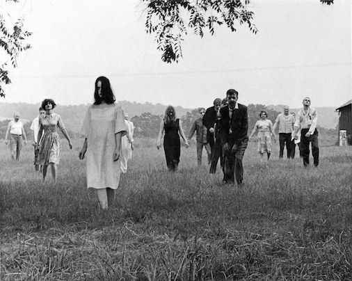 Restored 'Night of the Living Dead' Comes to Movie Theaters in October