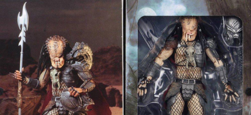 NECA Reveals the Packaging for Ultimate Ahab 'Predator' Figure