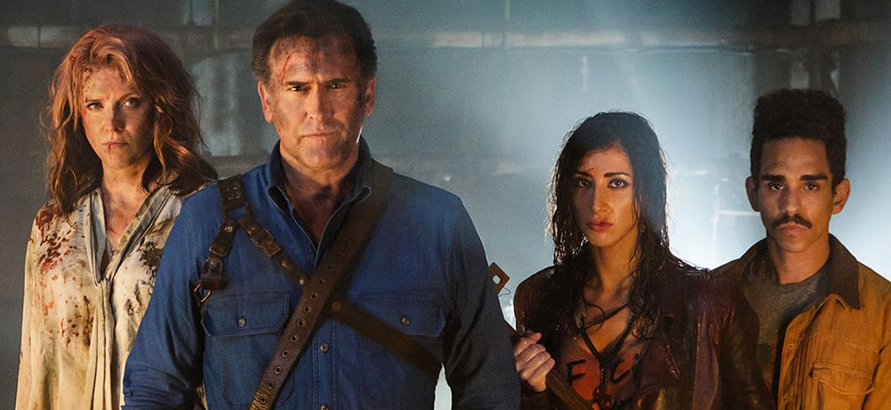 'Ash vs Evil Dead: The Complete Collection' Arrives October 16th on Blu-ray, DVD, and Digital