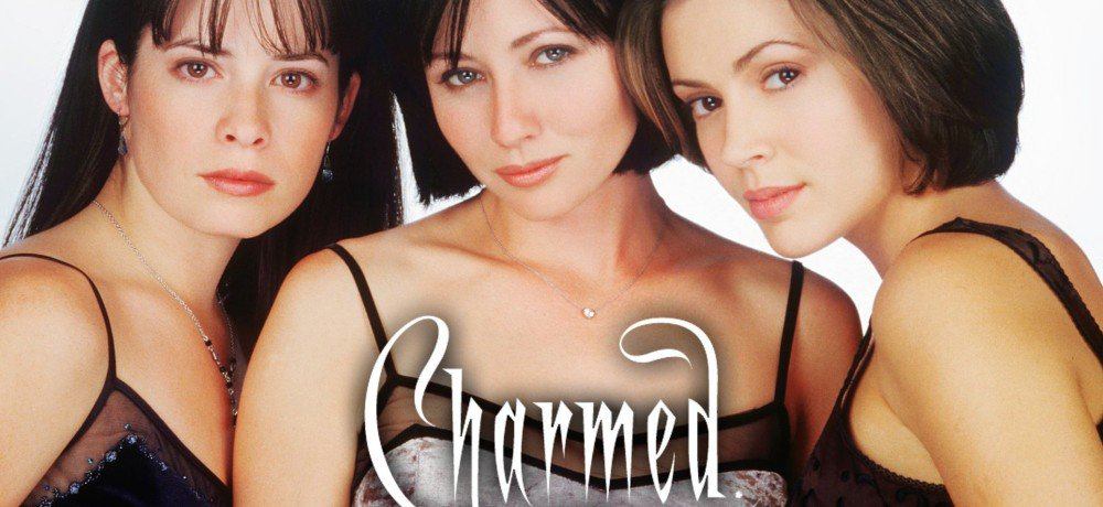 'Charmed' Season 1 is Coming to Blu-ray Just in Time for Halloween!