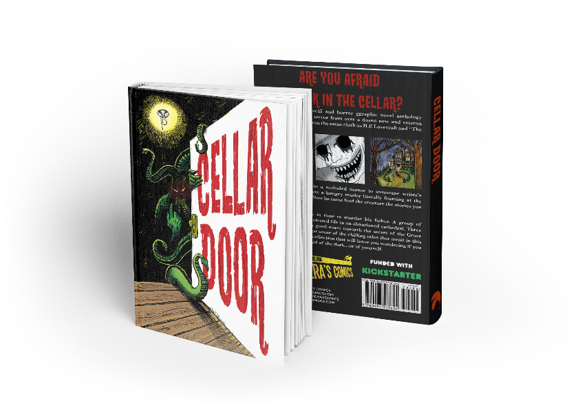 Get Ready To Look Behind The 'Cellar Door!'