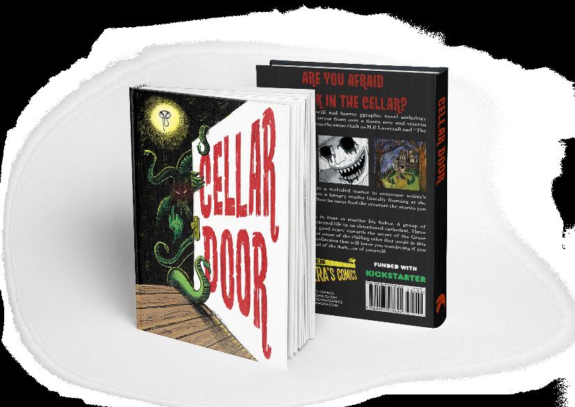 Get Ready To Look Behind The 'Cellar Door!'