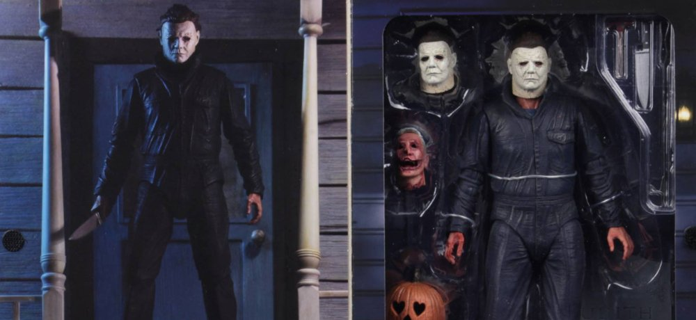 NECA Unveils Packaging for Ultimate Michael Myers 'Halloween' (2018) Figure