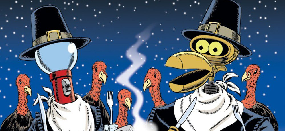 """Gobble Up Shout! Factory TV's 'Mystery Science Theater 3000' Pre-Holiday """"Turkey Day"""" Marathon on November 18th"""