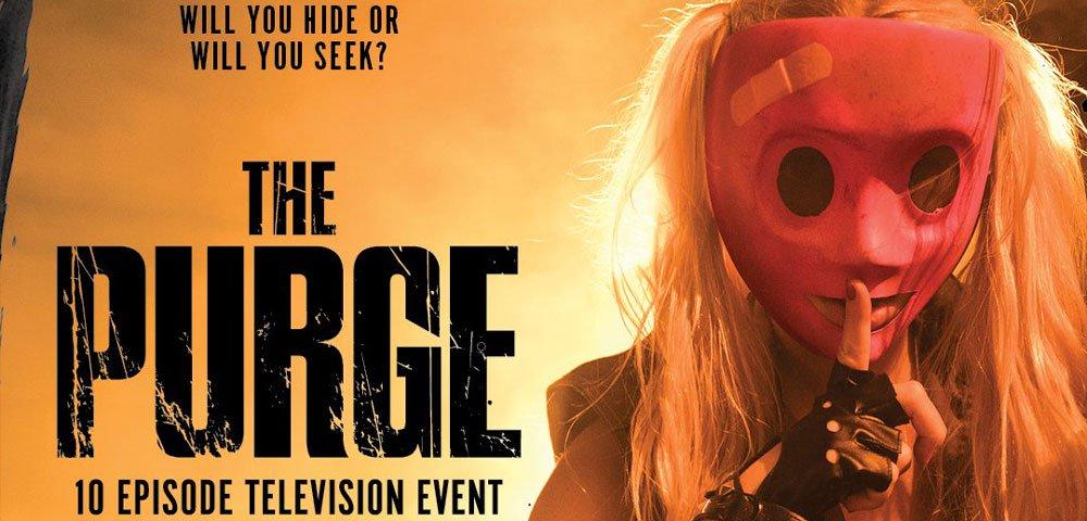 USA Network Renews 'The Purge' TV Series for a Second Season