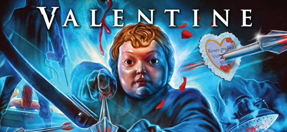 'Valentine' (2001) Collector's Edition Blu-ray to be Released on February 12th from Scream Factory