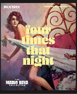 'Four Times That Night' (1972) Available on Blu-ray and DVD January 15th