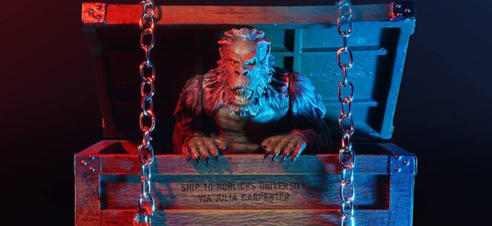 """Amok Time to Release New """"The Crate"""" 'Creepshow' Monstarz Action Figure This May"""