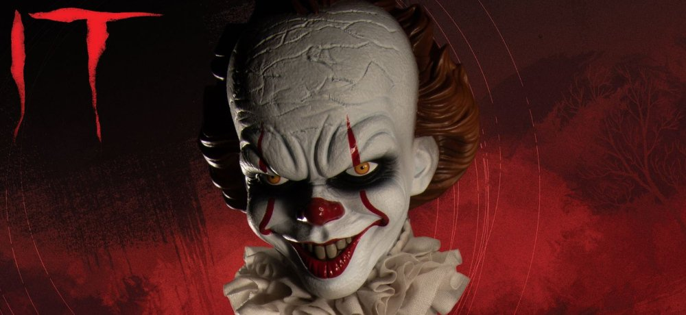 "Mezco Toyz to Unleash the Ancient Evil of Derry with New Pennywise ""Burst-A-Box"""