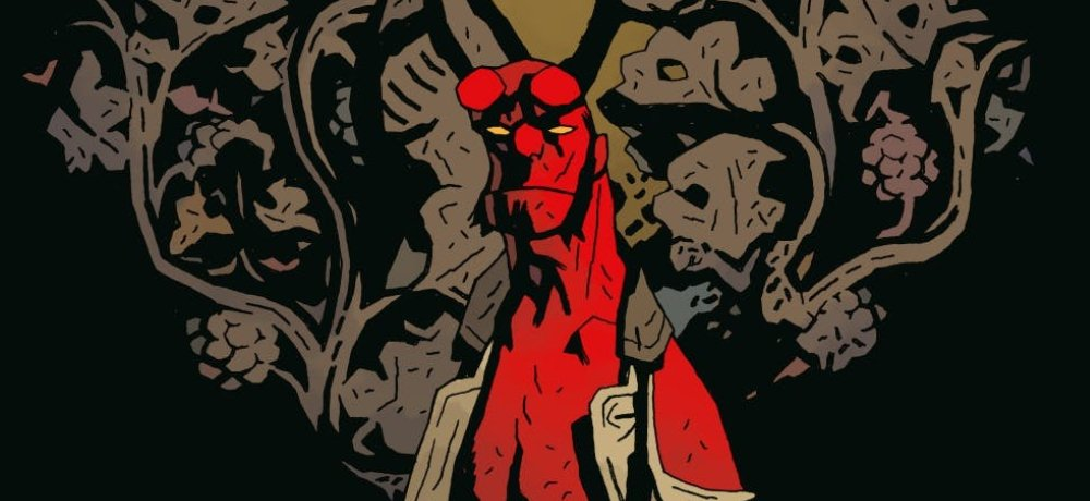 'Hellboy: 25 Years of Covers' Hardcover Collection Coming This July from Dark Horse