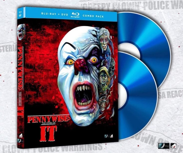 Extended Trailer for 'Pennywise: The Story of It' Documentary