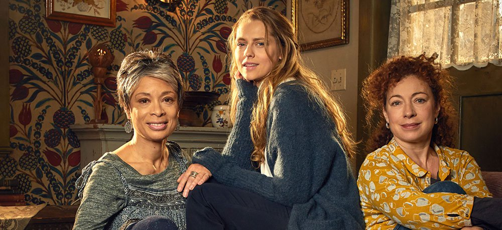'A Discovery of Witches' Season 1 to Air on AMC and BBC America