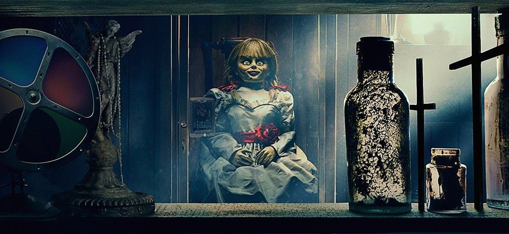 New 'Annabelle Comes Home' Image Revealed by James Wan