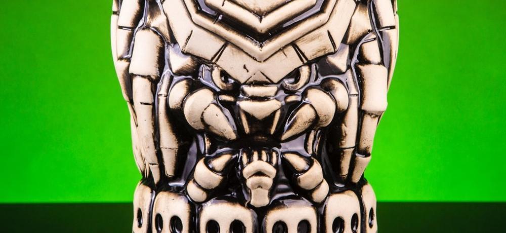 Mondo Reveals New 'Predator' Tiki Mugs
