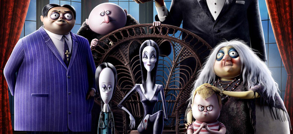 Check Out the Teaser Trailer for 'The Addams Family' Animated Movie