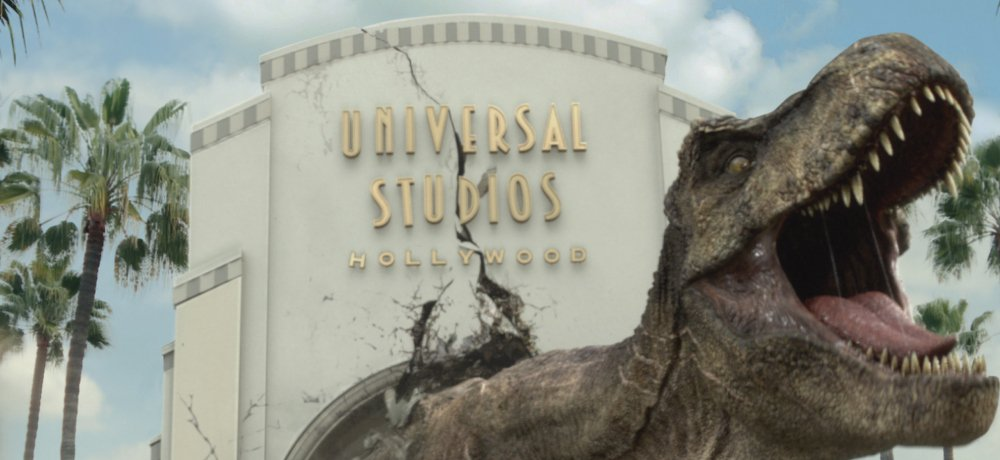 """""""Jurassic World – The Ride"""" to Unleash Dinosaurs at Universal Studios Hollywood This Summer"""
