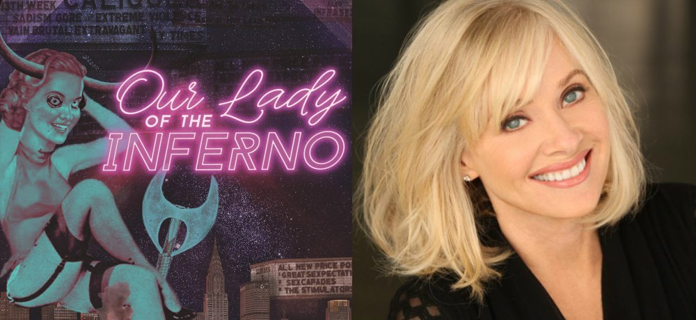 Barbara Crampton to Voice Nicolette Aster in Audiobook Version of Preston Fassel's 'Our Lady of the Inferno'