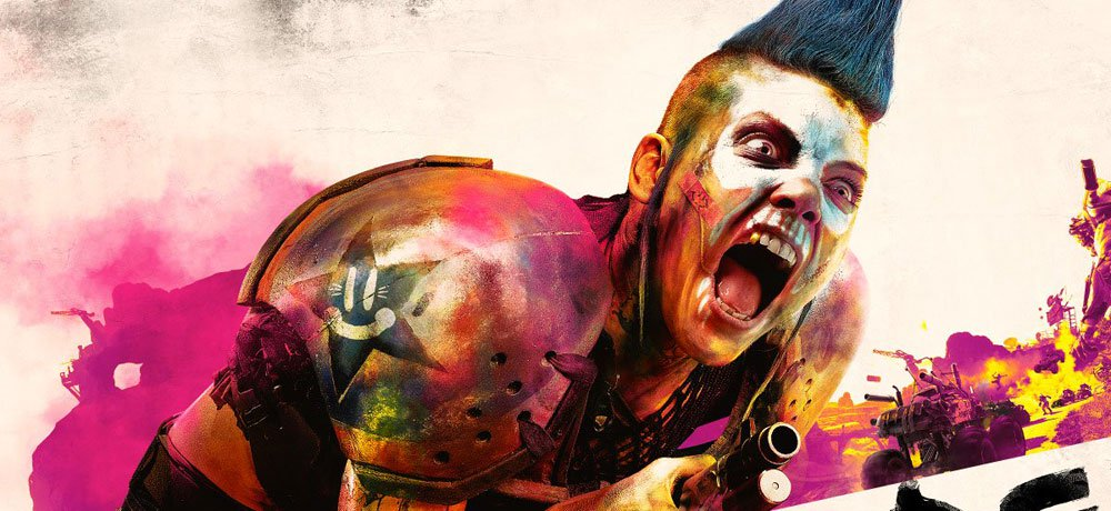 Meet the Many Faces of Anarchy in New Trailer for RAGE 2