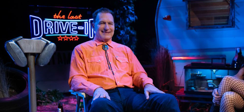 THE LAST DRIVE-IN WITH JOE BOB BRIGGS Renewed for a Second Season by Shudder