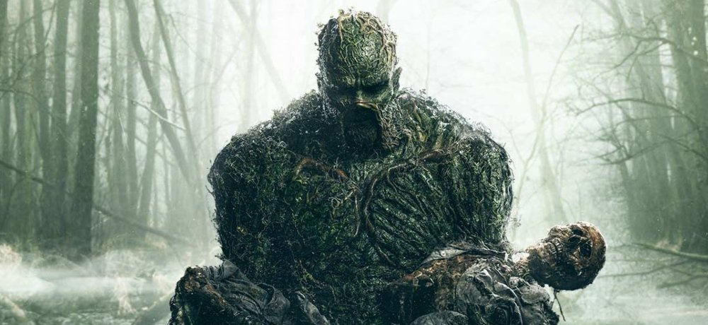 Watch the Official Trailer for DC Universe's SWAMP THING Series