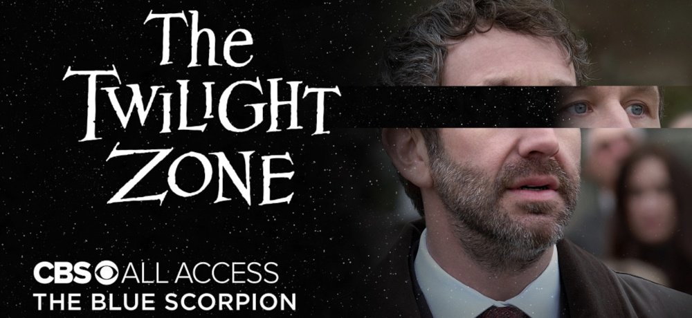 "Watch the Trailer for New THE TWILIGHT ZONE Episode ""The Blue Scorpion,"" Starring Chris O'Dowd"