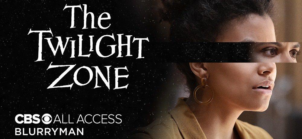 "Watch the Trailer for New THE TWILIGHT ZONE Episode ""Blurryman,"" Starring Zazie Beetz and Seth Rogen"