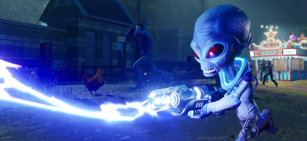 Check out the Trailer for the Video Game Remake DESTROY ALL HUMANS!
